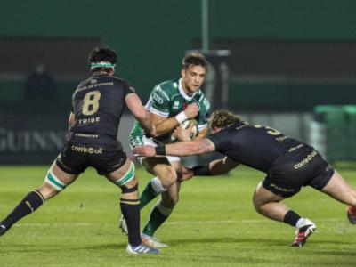 Rugby, Pro 14: Benetton Treviso, con Connacht la vittoria sfuma allo scadere