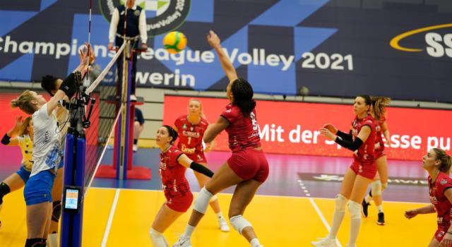 Volley femminile, Champions League: Busto Arsizio si qualifica ai quarti! Le Farfalle rinascono spalle al muro