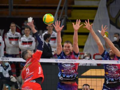 Modena-Perugia oggi, Champions League volley: orario, tv, programma, streaming