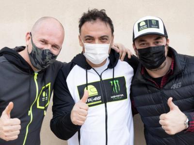 """La VR46 Riders Academy annuncia il suo debutto nel Civ in Moto3. Alessio Salucci: """"Un'opportunità per supportare i giovani talenti italiani"""""""