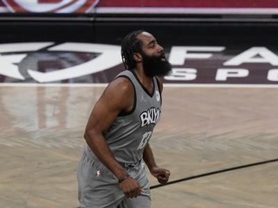 NBA 2020-2021, i risultati della notte (24 febbraio): i Nets volano con Harden, successi per Warriors e 76ers, ancora un ko per Gallinari