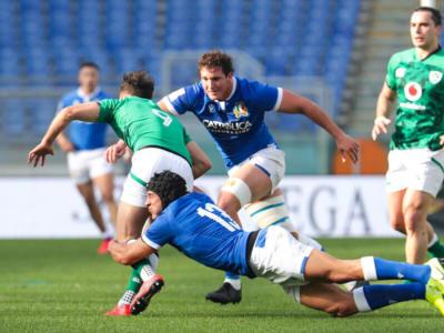 Rugby, Sei Nazioni 2021: Italia-Irlanda 10-48, ko numero 30