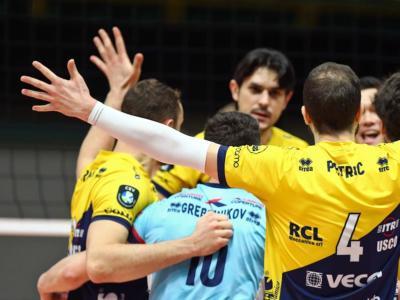 Volley, Champions League: Modena ringrazia Ivan Zaytsev…da avversario! I Canarini volano ai quarti per quoziente punti