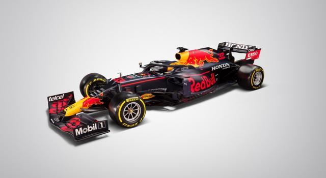 F1, la Red Bull si presenta: la RB16B evoluzione e non rivoluzione del progetto 2020