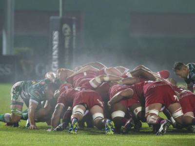Rugby, Pro 14: Treviso, un altro ko, gli Scarlets chiudono il match nel primo tempo