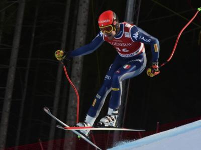 Sci alpino, startlist discesa uomini Lenzerheide: orari, tv, programma, streaming, pettorali italiani