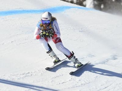 Sci alpino, Cortina 2021: Corinne Suter non sbaglia un colpo. Italia, hai fatto il massimo possibile. Sogniamo con Paris