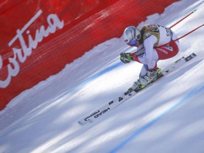 Sci alpino, Corinne Suter si tinge d'oro in discesa ai Mondiali. Ottava Elena Curtoni