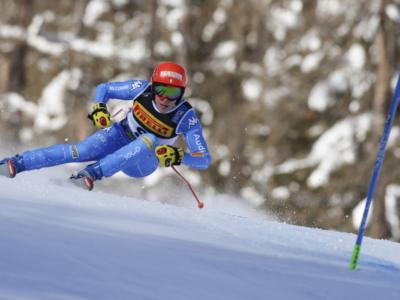 Sci alpino oggi, Mondiali: orari, tv, programma, pettorali combinata uomini e donne