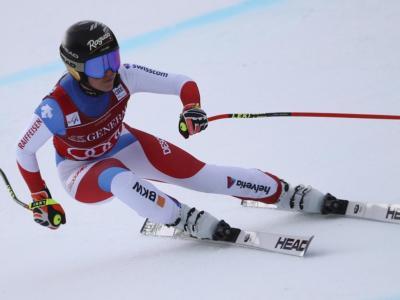 Sci alpino oggi, Mondiali: orari, tv, programma, pettorali discesa donne e prova uomini
