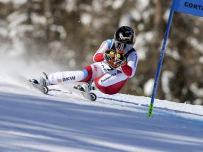 Sci alpino, Cortina 2021: Gut e Kriechmayr, oro ai favoriti. Dominik Paris promette bene per la discesa. Ledecka e Johnson sognano in grande