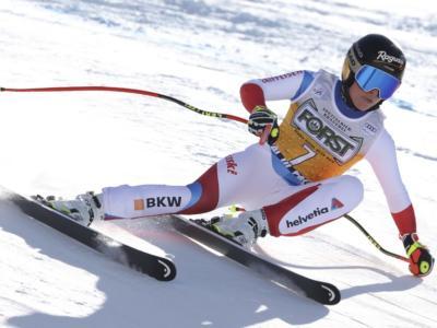 LIVE Sci alpino, SuperG donne Lenzerheide in DIRETTA: gara cancellata, Vlhova ad un passo dalla Coppa del Mondo