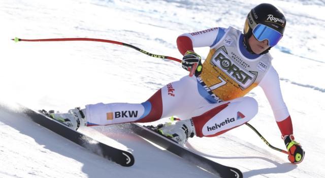 Sci alpino, Lara Gut-Behrami concede il bis in Val di Fassa. Quinta Laura Pirovano