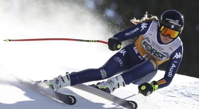 Discesa Val di Fassa oggi, sci alpino: startlist, orario, tv, programma, streaming