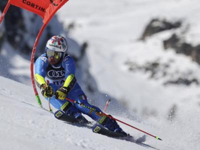 Sci alpino, Luca De Aliprandini fa sognare: è 2° a metà gara nel gigante dei Mondiali dietro Pinturault!