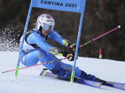 LIVE Sci alpino, Gigante donne Mondiali in DIRETTA: oro Gut-Behrami, Shiffrin beffata. Bassino in ombra
