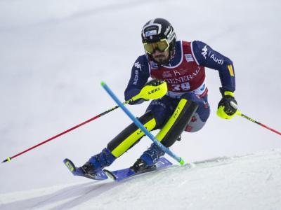 Sci alpino, Coppa Europa 2021: Tommaso Sala quarto nello slalom di Meiringen