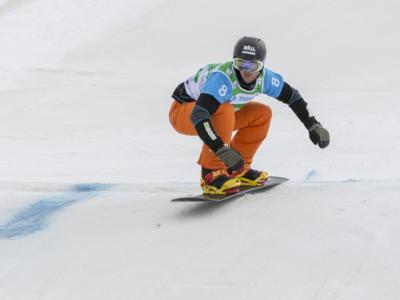 Snowboardcross, Lucas Eguibar beffa il grande favorito Haemmerle e si laurea campione del Mondo. Azzurri fuori agli ottavi