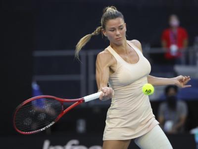 Ranking WTA (8 marzo 2021): Camila Giorgi perde una posizione ma resta la miglior azzurra