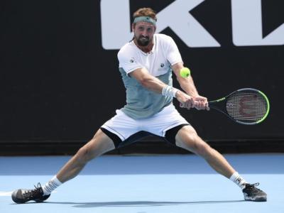 ATP Melbourne 1 2021: Sandgren affronterà Caruso. Avanza Alcaraz (per ritiro). Eliminato Gianluca Mager