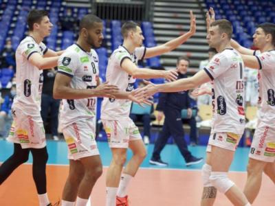 Volley, Champions League: Trento travolge il Novosibirsk, vince il girone e vola ai quarti di finale!