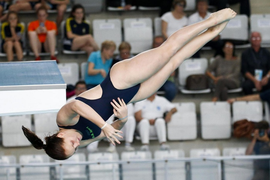 LIVE Tuffi, Europei 2021 in DIRETTA: Strabiliante Chiara Pellacani: è d'argento dai 3 metri! Larsen Gugiu sesti dai 10m