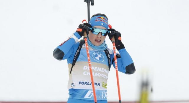 LIVE Biathlon, Staffetta donne Mondiali in DIRETTA: Norvegia d'oro! Germania e Ucraina sul podio. Italia nona: bene Vittozzi e Wierer