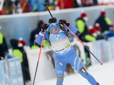 Biathlon, startlist staffetta donne Mondiali. Programma, orari, tv, chi parteciperà