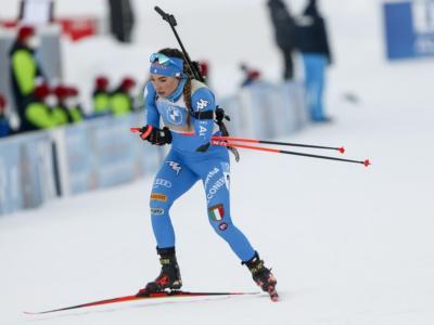 LIVE Biathlon, Inseguimento donne in DIRETTA: trionfo e Coppa del Mondo per Eckhoff. Un errore di troppo per Wierer: quinta