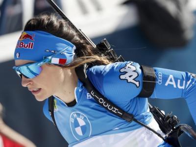 Biathlon oggi, Mondiali: orario, tv, programma, pettorali staffette uomini e donne. Italiani in gara