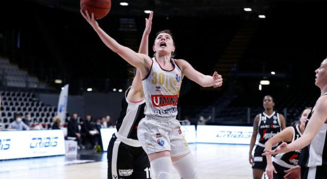 Basket femminile: Venezia espugna Ragusa nel recupero della 22a giornata di Serie A1