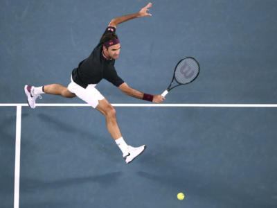 Roger Federer-Evans, ATP Doha 2021: orario, tv, programma, streaming del ritorno