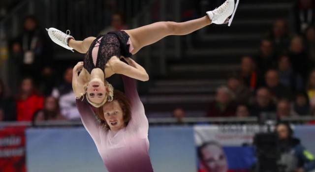 Pattinaggio artistico, Mondiali 2021: Russia avvantaggiata nelle coppie. Attesa per Sui-Han