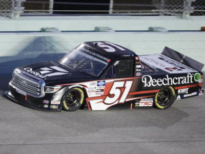 NASCAR Truck Series, tre piloti al comando dopo le prime sfide