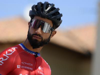 """Ciclismo, Nacer Bouhanni parla dell'incidente con Stewart: """"Ho fatto un errore, voglio dirgli che mi dispiace"""""""