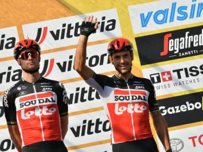 Ciclismo, Philippe Gilbert salterà Giro delle Fiandre e Parigi-Roubaix