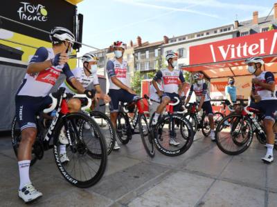 Ciclismo, la Trek-Segafredo salterà anche la Dwars door Vlaanderen a causa del Covid