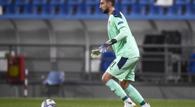 Calcio: i convocati dell'Italia per le tre sfide di Qualificazioni Mondiali 2022. Mancini chiama 38 giocatori