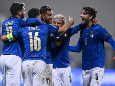 Pagelle Italia-Irlanda del Nord 2-0: Berardi sugli scudi, Immobile protagonista