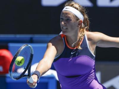 WTA Doha 2021, un'acciaccata Azarenka fa fuori Svitolina, Muguruza per lei in semifinale. Pegula-Kvitova dall'altra parte del tabellone