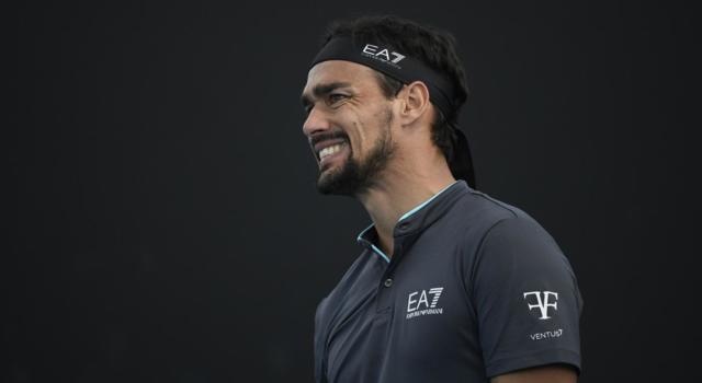 Tennis, ATP Estoril 2021: Fabio Fognini non giocherà in Portogallo