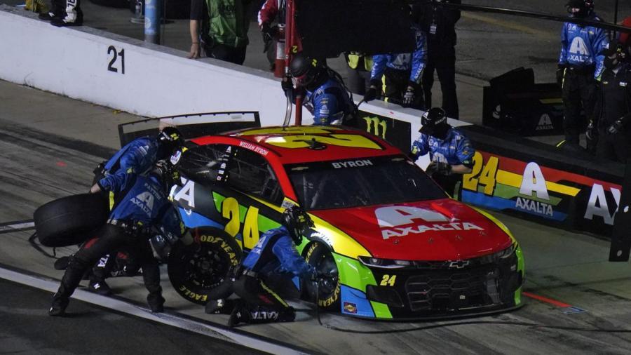 NASCAR |  Miami incorona William Byron