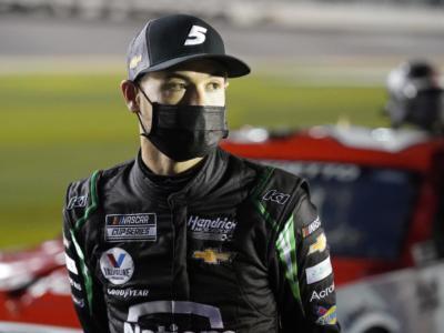NASCAR, Kyle Larson vince a Las Vegas dopo quasi una stagione di assenza!