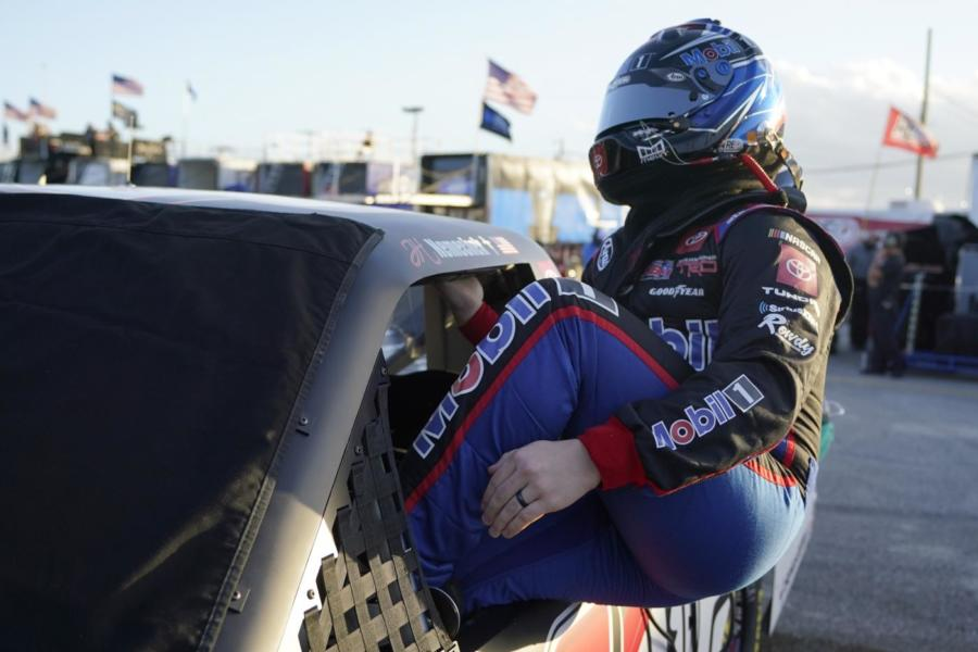 NASCAR Xfinity Series, Texas: John Hunter Nemechek mette tutti in riga