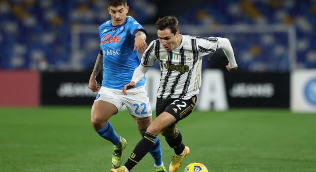 Calcio: Juventus-Napoli, stabilita la data del recupero