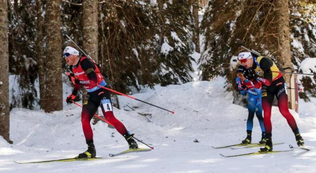 Biathlon oggi: orari, tv, programma, streaming, startlist sprint Oestersund