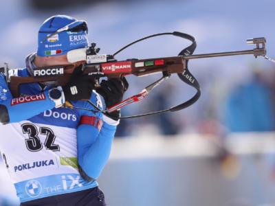 Biathlon, Lukas Hofer dipinge il capolavoro della carriera! Vittoria ruggente nella sprint di Oestersund!