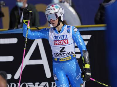 """Sci alpino, Marta Bassino: """"Sono piena di gioia e soddisfazione. Stagione lunga e stressante"""""""