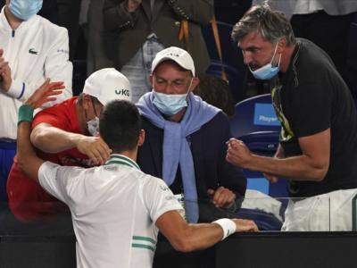 """Tennis, Goran Ivanisevic: """"Djokovic non tornerà in campo prima della stagione su terra, poi Slam e Olimpiadi"""""""