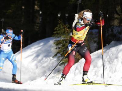 Classifica Coppa del Mondo biathlon femminile 2021: Tiril Eckhoff la migliore nella generale e nell'inseguimento. Wierer 4a